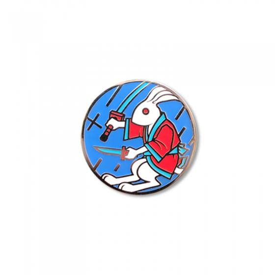 Pin Gachirin (Azul)