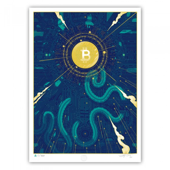 Bitcoin (Print)