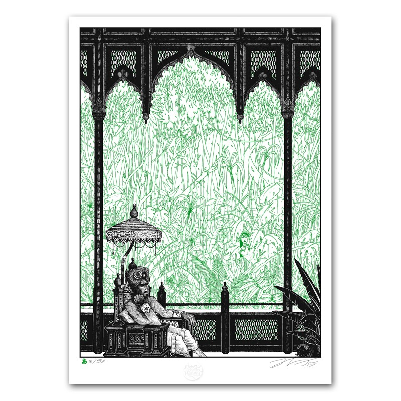 The Lonely Prince (Print)